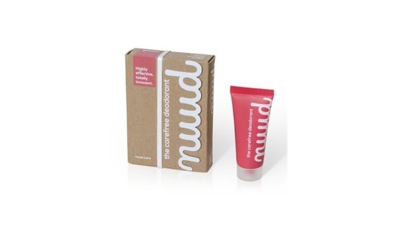 Nuud Natural Deodorant Starter Pack (15ml)